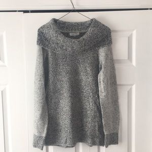 New w/o tag Calvin Klein Wide Cowl Neck Sweater